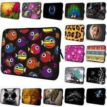 10 8.0 10.1 7 Inch Latest Laptop Sleeve Bags 17 15 14 13 12 Inch Neoprene Soft Notebook Pouch Bags For Macbook Pro Lenovo Yoga