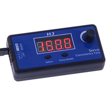 High Quality HJ Digital Servo Tester/ESC Consistency Tester DC 5~6V Tester for RC Quadcopter Airplane Car Tool Parts
