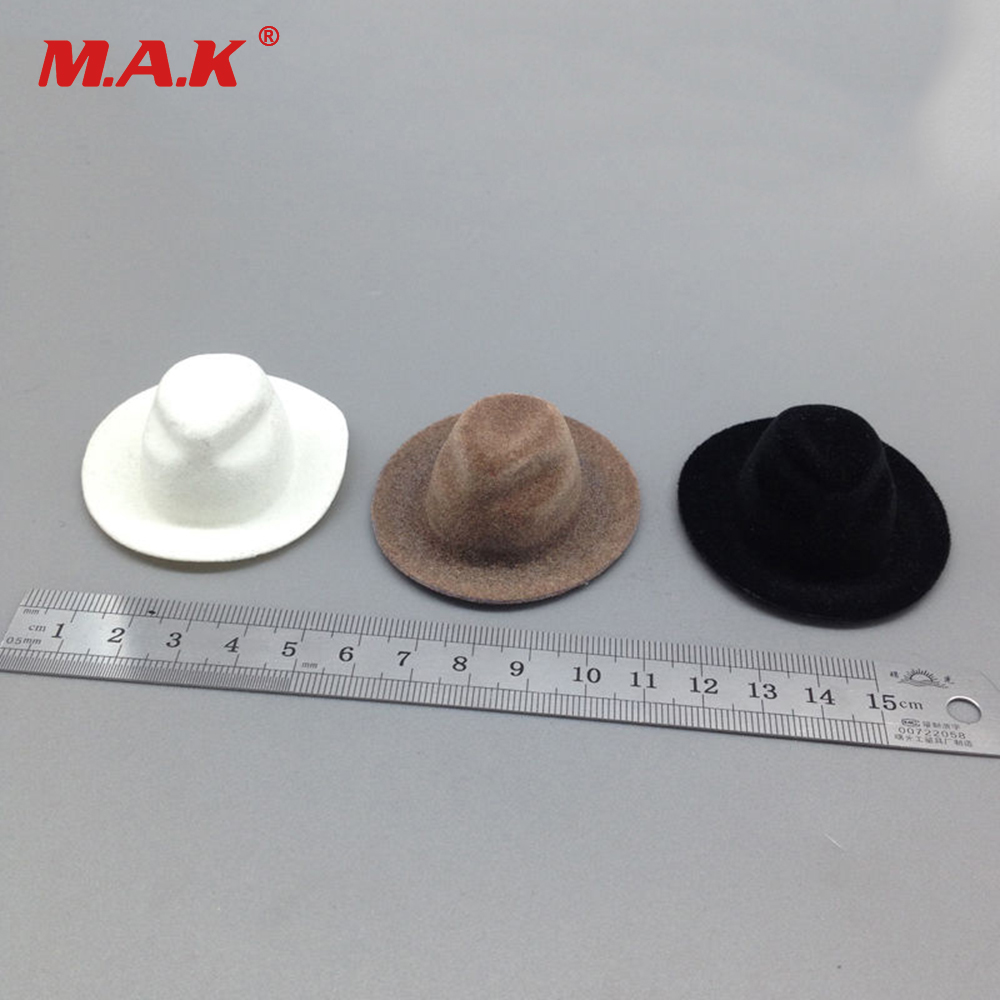 1//6 Scale Top Hat Gentleman Cap Model For 12/'/' Male Action Figure Body Hot Toys
