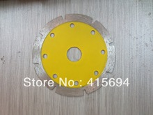 114x12x22.23-15.88mm cold press segmented diamond  saw blade for bricks, granite,marble and concrete  low quality