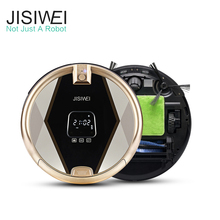 JISIWEI Smart Robotic Vacuum Cleaner HD Camera APP Control Wet and Dry Mopping & Suction Machine Without Water Tank