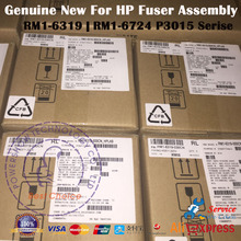 Original New Fuser Assembly Fuser Unit Kit RM1-6319 RM1-6319-000 RM1-6724 RM1-6724-000CN For HP P3015 HP3015 3015 Series(China)