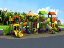 amusement outdoor/indoor playground equipment for park YLW-1746