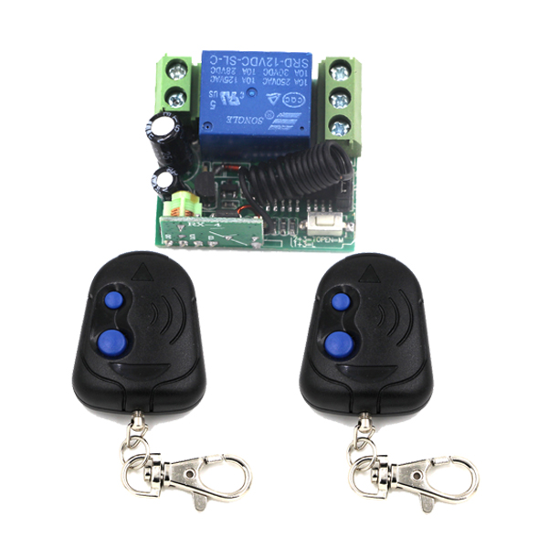 12v wireless controller wireless remote control switch Remote control lamps/ entrance guard electric doors SKU: 5570<br><br>Aliexpress