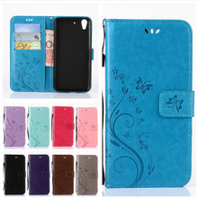 Cases For Huawei Y6 II Cover Wallet Leather Flower Silicon Fashion Phone Bags Coque Etui Capinha For Huawei Y6 ll Y6II 2 Funda(China)