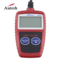 konnwei 1pc KW806 MS309 Autel MaxiScan Car Code Reader CAN BUS OBD 2 OBDII Scanner(China)