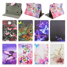 PU Leather Case For Samsung Galaxy Tab 3 tab3 10.1 10 1 P5200 P5210 Universal Tablet 10 inch Cover Cases +Center Film+pen KF492A
