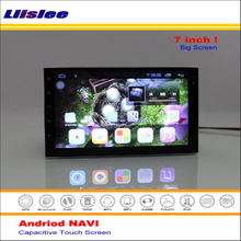 Liislee Car Android GPS Navigation System For Nissan Lafesta / Note E11 / Latio 2004~2012 Radio Multimedia Video No DVD Player