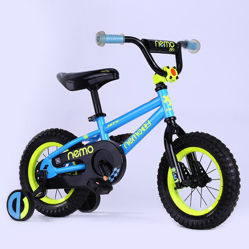 HITS Nemo Kid Bicycle Child's Bike Cycling For Safety To Children Health Childhood Kid bicycle 12-18 Inch 4 Colors Bicicleta(China (Mainland))