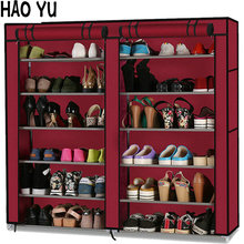Shoe cabinet Shoes rack storage large capacity home furniture DIY simple 12 girdzapateros armarios