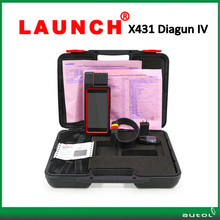 Easy Change Language Launch x431 Diagun IV Full System Scanner 2 years Free Update Online better than X431 diagun 3 Diagun iii