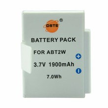 DSTE ABT2W Rechargeable Battery for Ultra Flip Video UltraHD 8GB 4GB Camera(China)