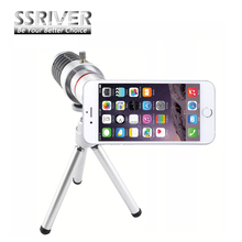 SSRIVER for Apple iPhone 6 18x Gopro Smartphone Lens18x Optical Zoom Camera lens Cover Case 18x Zoom lens