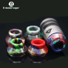Buy E-bossvape 2pcs universal vape 24mm atomizer resin drip tip nolzze mad dog 528 blizz e-cigarette tank 24mm drip tip for $7.98 in AliExpress store