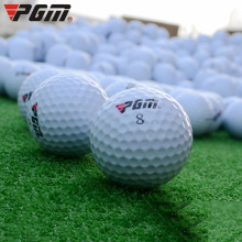 3pcs Golf Competition Balls 3 Layers High Quality PGM Game Ball 42.6mm Diameter Golf Balls Accessories(China)