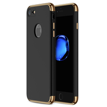 For iPhone 7 / 7Plus Case Luxury Ultra-thin 360-degree Full Protective Cover Anti-slip Scratch Resistant Phone Case for iPhone 7(China)