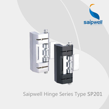 Saipwell SP201 rustproof concealed hinges zinc alloy wardrobe door hinges outdoor furniture hinges 10 Pcs in a Pack