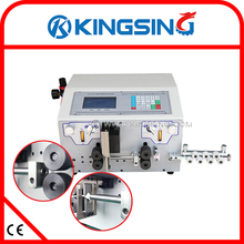 KS-09I Automatic Wire Cutting Peeling Machine+ Free shipping by DHL air express (door to door service)(China)