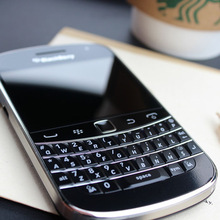 Original blackberry 9900 mobile phone  + Russian language  phone  with 5MP camera  Free shipping