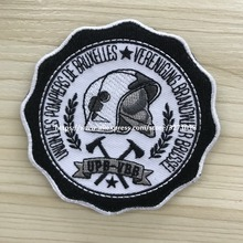 embroidered badges for dresses DIY your own Apparel Sewing & Fabric Badges(China)