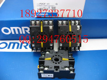 [ZOB] Supply of new original Omron omron relay sockets P2CF-11 11 feet of factory direct --10PCS/LOT