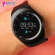Svelte Bluetooth Sim Card Smart Watch D08 Compatible with Android and iPhone Smart Phone Fitness Smartwatch(China)