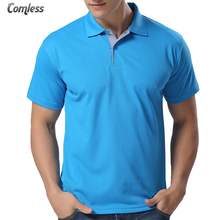 12 Color Design 2017 Fashion Mens Polo Shirt Brands Short Sleeve Polo Homme Casual Loose Breathable Fitness Men Polo Shirts XXXL