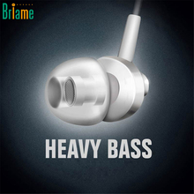 Stereo Bass Earphone In-Ear Portable Sport Headphone With Microphone For iPhone 5 6 Samsung Headset Mobile Phone Wired Outdoor
