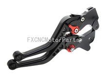 Short Front & Rear Disc Brake For VESPA LX 125 Touring Granturismo 200 L Motorcycle CNC Black & Red
