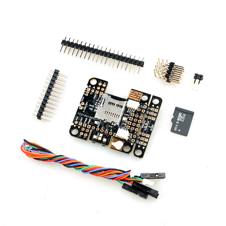 Super Mini SP Racing F3 Flight Controller 2-5s Built-in BEC w/ Compass &amp; Barometer for DIY FPV Racing Drone Quadcopter F18729<br><br>Aliexpress