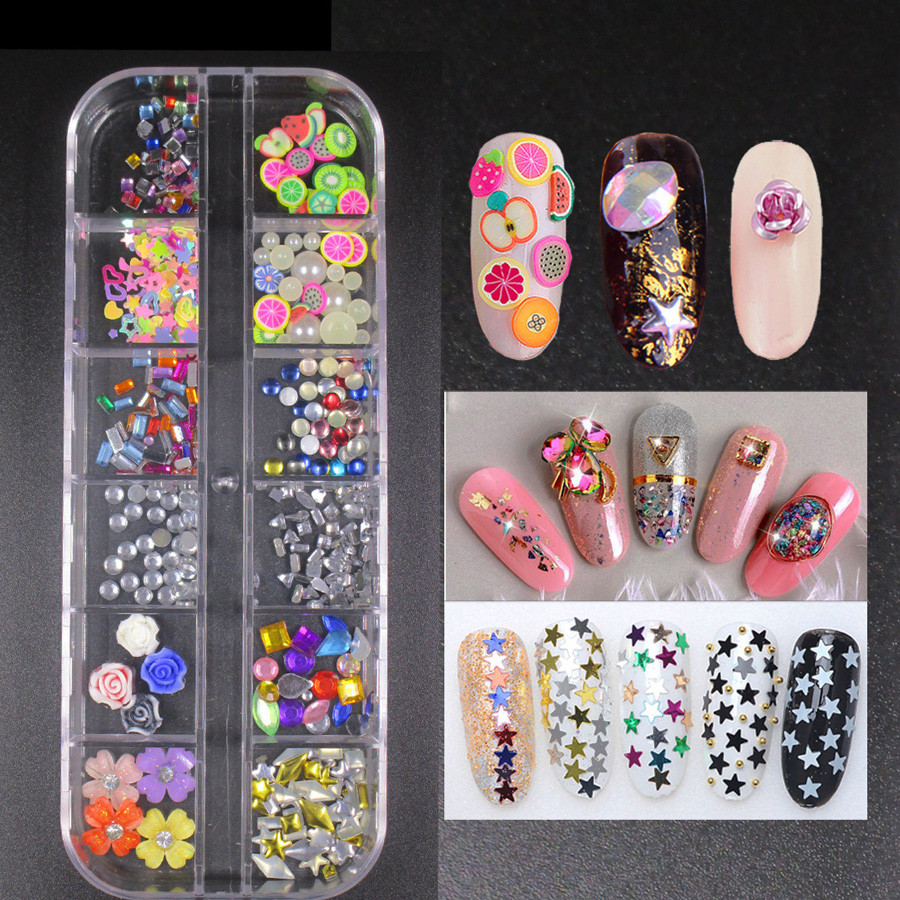 Detail Feedback Questions about Addfavor Mixed Nail Art Acrylic ... 6829a403b2a2