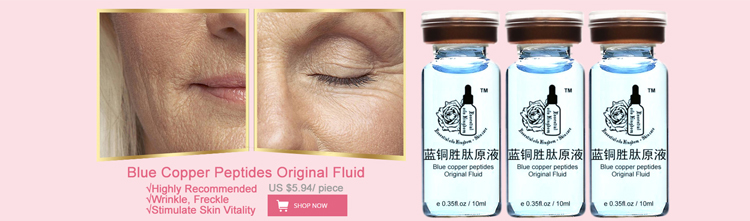 Collagen Original Fluid Eye Repair Face Care Dark Circles Anti-Aging Moisturizing Whitening 10ml*2pcs 1