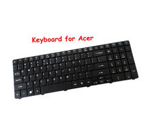 New OEM for Acer Aspire 5251 5552 5552G 5553 5553G 7551 7551G 5736 5736G 5736Z KBI170A228 US Keyboard black