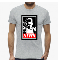MEN'S T-SHIRT ELEVEN 11 STRANGER THINGS TV SERIES SHOW SERIES ET Fresh Design Summer Good Quality High Quality T Shirt(China)