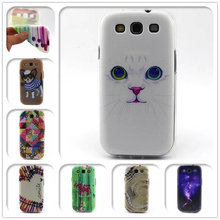 Cute Dog Fruit Design TPU For Samsung Galaxy S3 Siii I9300 9300 Phone Protective Back Soft Cases Cover