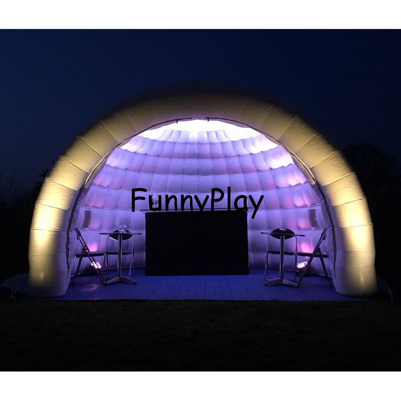 inflatable meeting tent2