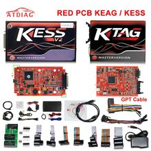 100% No Tokens KESS V2 V5.017 Master Version ECU Chip Tuning KESS 2 5.017 Used Online For Car Truck DHL Free(China)