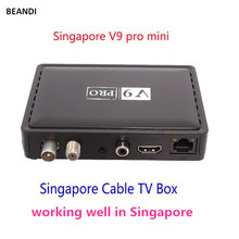Buy newest singapore starhub tv box v9 pro mini watch Singapore HD channels Singapore box cheaper c801 plus V8 golden for $83.69 in AliExpress store