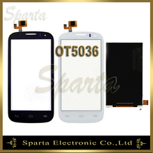 For Alcatel One Touch Pop C5 OT5036 5036D OT5036D LCD Display Screen with Touch Screen