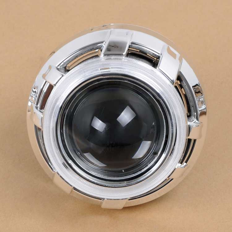 High temperature resistant projector bezel shrouds mask Cayenne style for 3 inch projector lens<br><br>Aliexpress