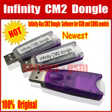Newest 100% Original  Infinity-Box Dongle Infinity CM2 Box Dongle for GSM and CDMA phones China agent Free shipping