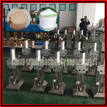 Facctory price 220v/110v  big capacity coconut trimming machine, young coconut peeling machine green coconut peeler on sale