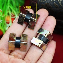 21*13MM Spring hinge Gift Jewelry box hinge Ring box hinge Packing Gadgets Wholesale(China)