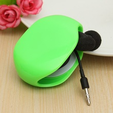 Best Quality Auto Cable Cord Wire Organizer Winder Smart Wrap For Headphone In Ear Earphones