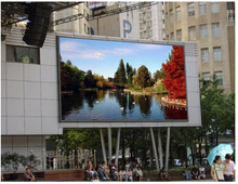 p3 p3.91 p4 p4.81 p5 p5.88 led video wall panel screen billboard big outdoor led commercial advertising digital display screen(China)