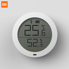Buy Stock Xiaomi Mijia Bluetooth Hygrothermograph High Sensitive Hygrometer Thermometer LCD Screen Magnetic Sticker Low Consume for $14.99 in AliExpress store