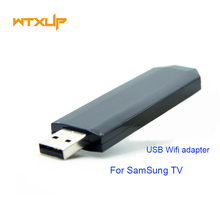 RALINK RT3572L Dual-Band 802.11a/b/g/n 300Mbps Wireless USB WiFi Adapter for Samsung Smart TV Wlan Network Card(China)