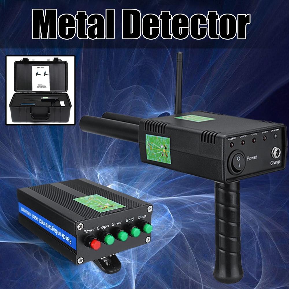 AKSPLUS AKS plus 20M Depth Long Range gold silver copper diamond Metal Detector