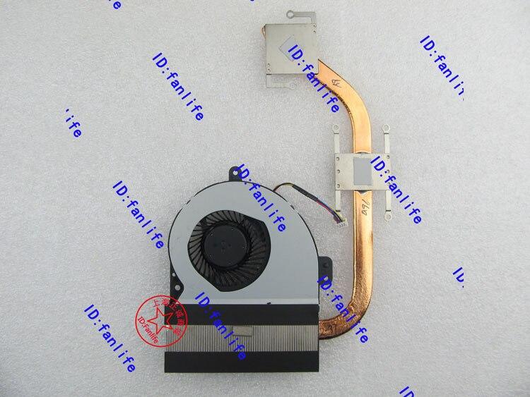 New  A84 K43LY K84L X84L X84H radiator fins CPU fan heatsink<br>