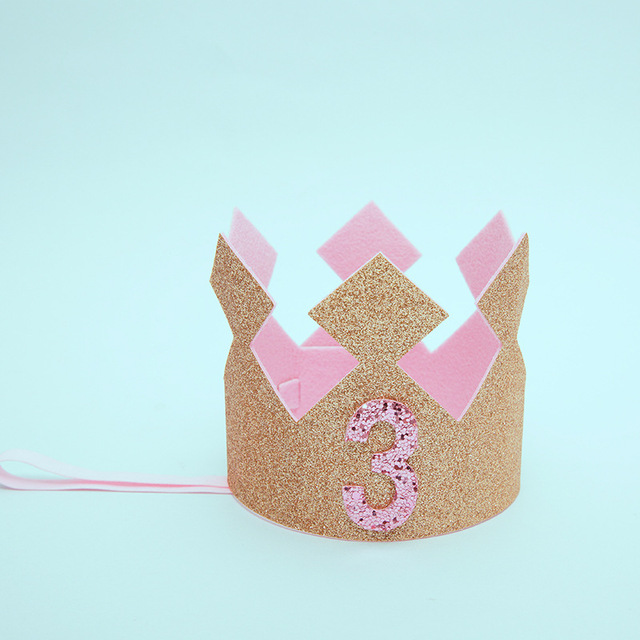 Baby-Girl-First-1st-Birthday-Party-Hat-Gold-Priness-Crown-1-5-Year-Old-Glitter-Hair.jpg_640x640 (2)